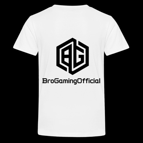 BroGamingOfficial Merch - Kids' Premium T-Shirt