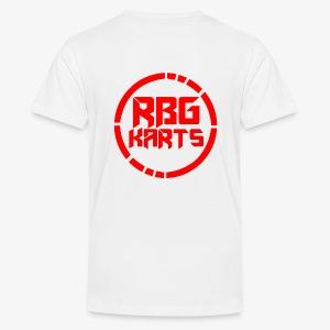 Back Shirt Logo - Kids' Premium T-Shirt