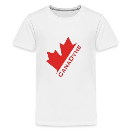 Alt Logo For White - Kids' Premium T-Shirt
