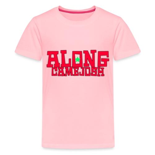 AlongCameJosh Logo - Kids' Premium T-Shirt