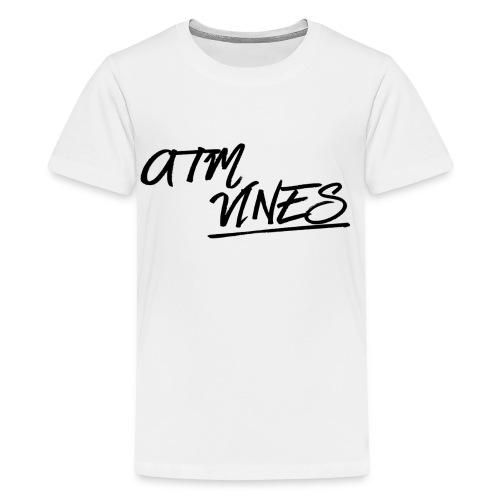 ATM VINES - Kids' Premium T-Shirt