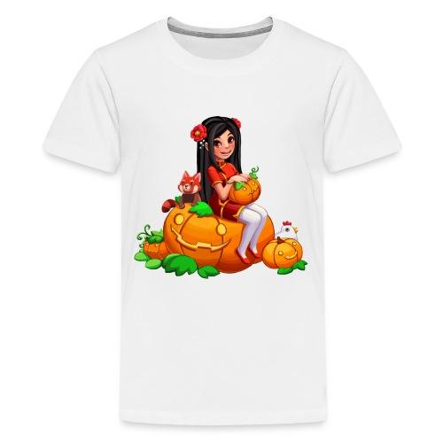 finalsforkim png - Kids' Premium T-Shirt