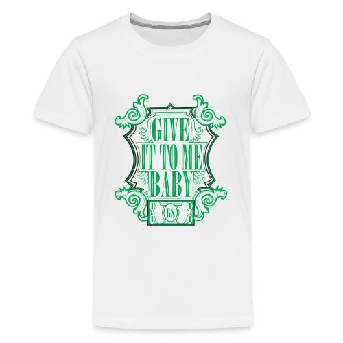 MONEY png - Kids' Premium T-Shirt