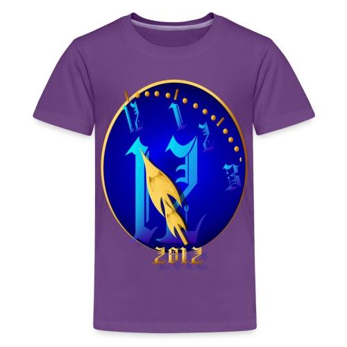 Striking 12Midnight-2012 - Kids' Premium T-Shirt