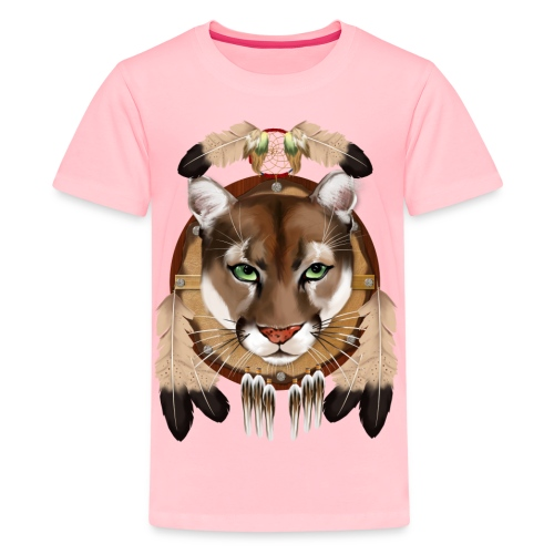 Puma Shield - Kids' Premium T-Shirt