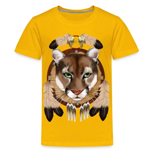 Puma Shield - Kids' Premium T-Shirt