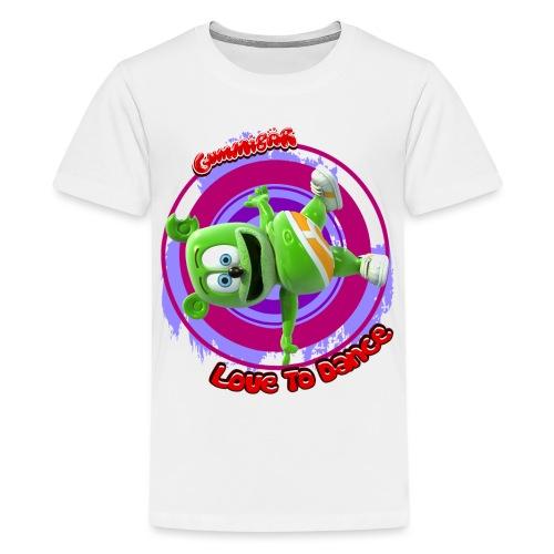 Love To Dance - Kids' Premium T-Shirt