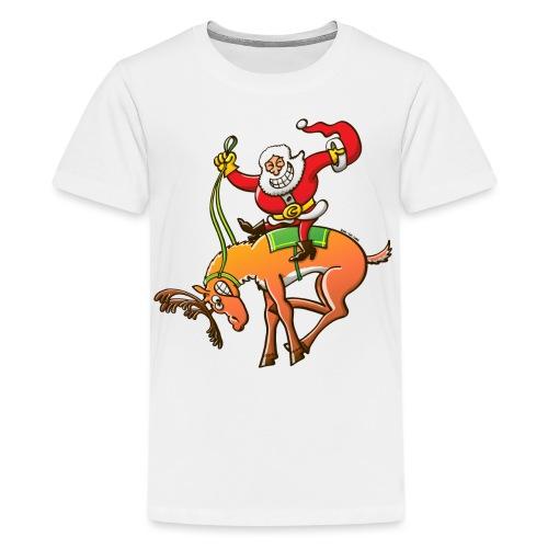 Christmas Rodeo - Kids' Premium T-Shirt