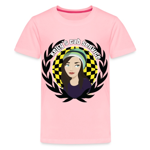 kellyscabservice 5 - Kids' Premium T-Shirt