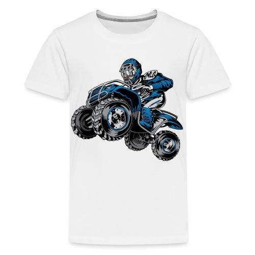 Yamaha ATV Shirt - Kids' Premium T-Shirt