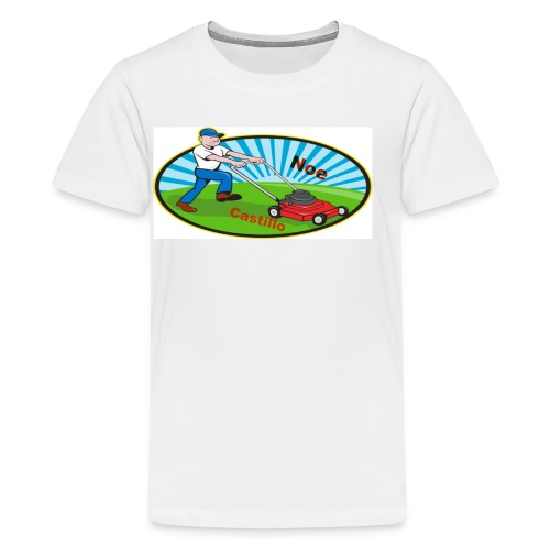 Landscaping - Kids' Premium T-Shirt