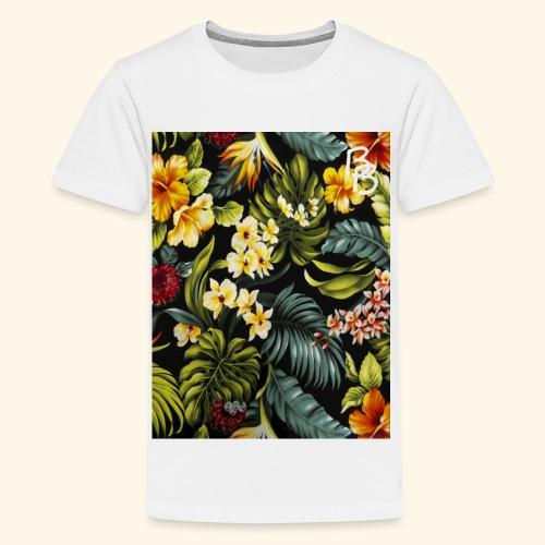 Flower BB - Kids' Premium T-Shirt