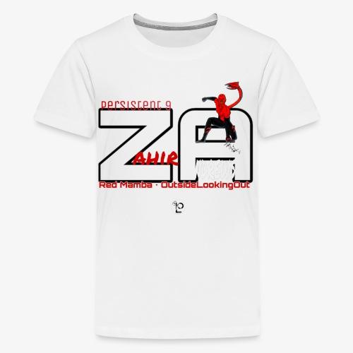 Red Mamba - ZA - Kids' Premium T-Shirt