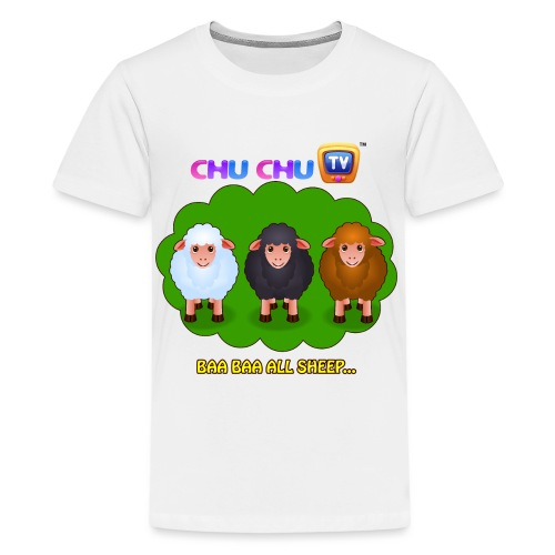 Motivational Slogan 4 - Kids' Premium T-Shirt