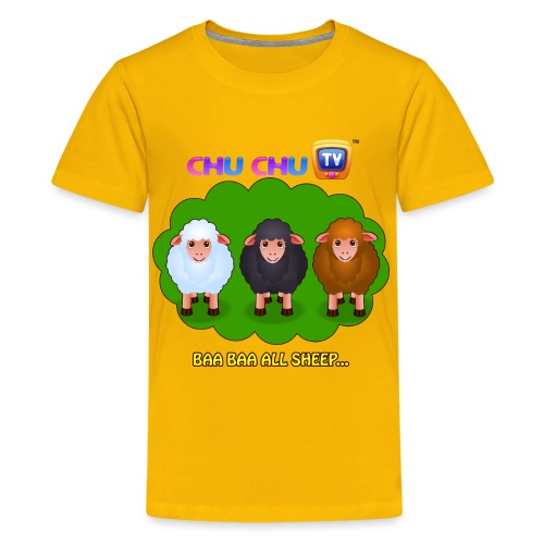 Motivational Slogan 4 - Kids' Premium T-Shirt