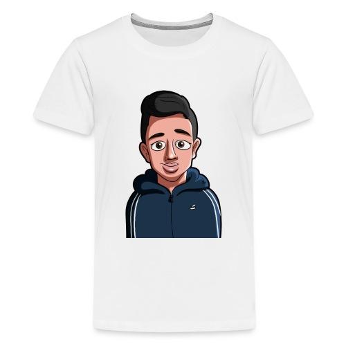 ETHAN NO BG PNG - Kids' Premium T-Shirt
