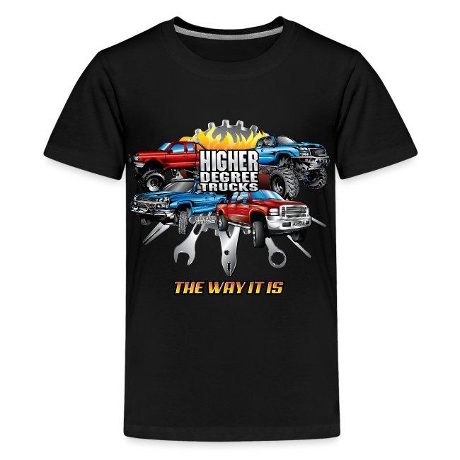 Higher Degree Trucks