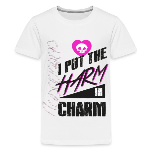 Harm in Charm 2 - Kids' Premium T-Shirt