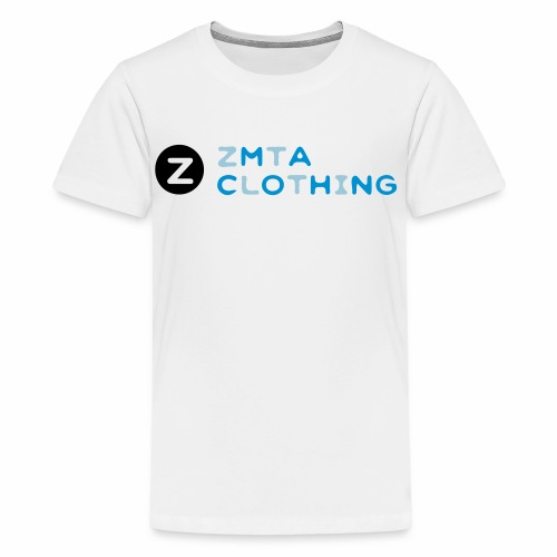 ZMTA logo products - Kids' Premium T-Shirt