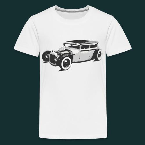 LUD Baby Short Sleeve Onezy - Kids' Premium T-Shirt