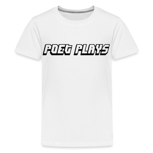 pplogobw - Kids' Premium T-Shirt