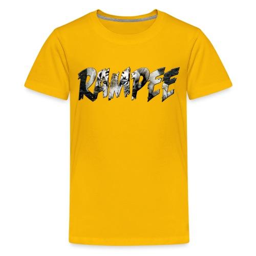 Rampee - Kids' Premium T-Shirt