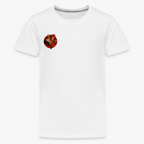 New Logo Trojenz without txt png - Kids' Premium T-Shirt
