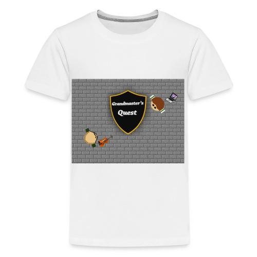 grandmasterquest jpg - Kids' Premium T-Shirt
