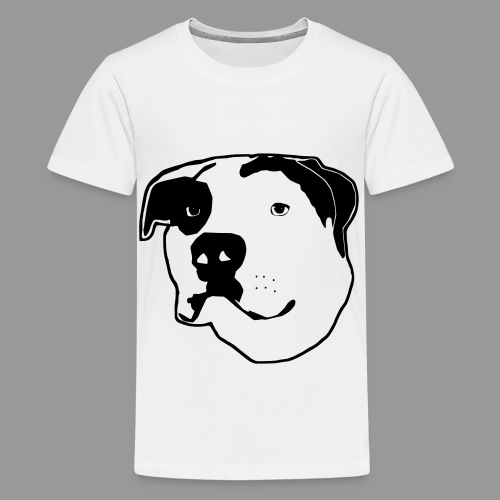 Pit Bull T-Bone - Kids' Premium T-Shirt