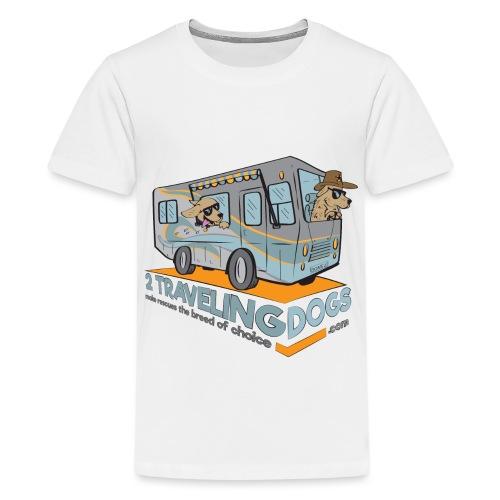 RV Adventures - Kids' Premium T-Shirt