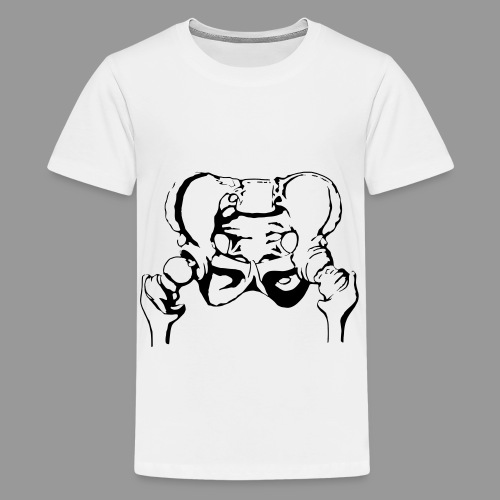 Pelvis - Kids' Premium T-Shirt