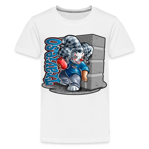 Travieso by RollinLow - Kids' Premium T-Shirt