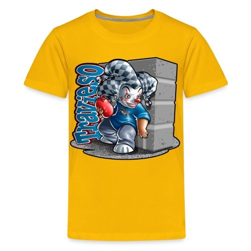 Travieso by RollinLow - Kids' Premium T-Shirt
