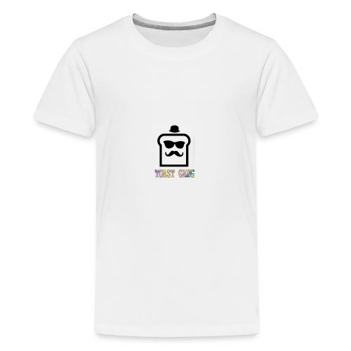 Toast Gang logo - Kids' Premium T-Shirt