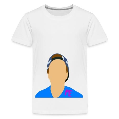 100 subscriber special merch - Kids' Premium T-Shirt