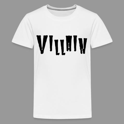 Villain - Kids' Premium T-Shirt