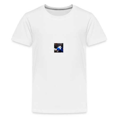 Kangaroo Tv Logo - Kids' Premium T-Shirt