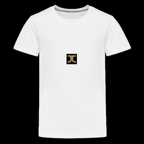 Gold jc - Kids' Premium T-Shirt