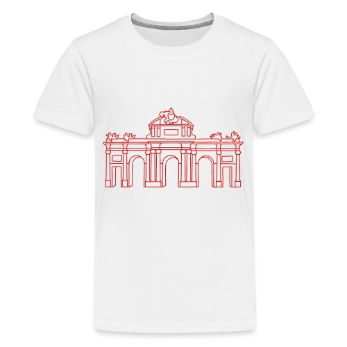 Puerta de Alcalá Madrid - Kids' Premium T-Shirt