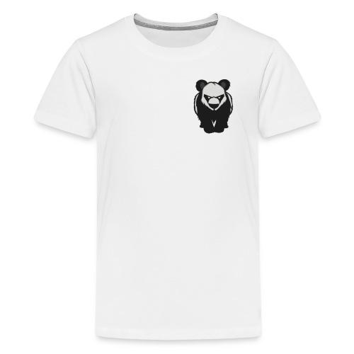 Ken's YouTube Panda Mascot - Kids' Premium T-Shirt