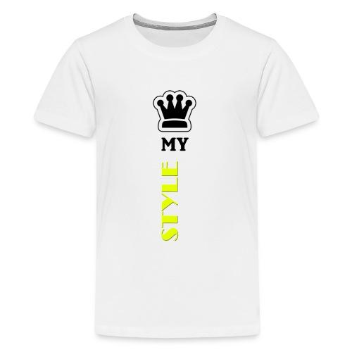 MY STYLE - Kids' Premium T-Shirt