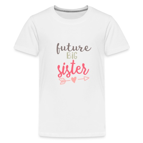 FutureBigSister - Kids' Premium T-Shirt