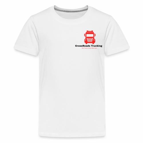 CrossRoads Trucking - Kids' Premium T-Shirt