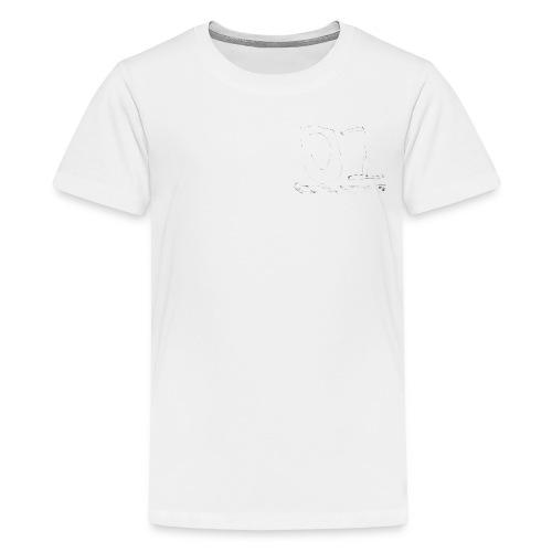 01 rocketpants01 merch - Kids' Premium T-Shirt