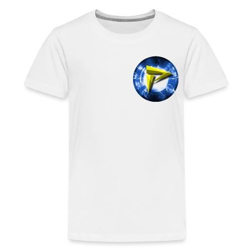 Limited edition Gold P Logo - Kids' Premium T-Shirt
