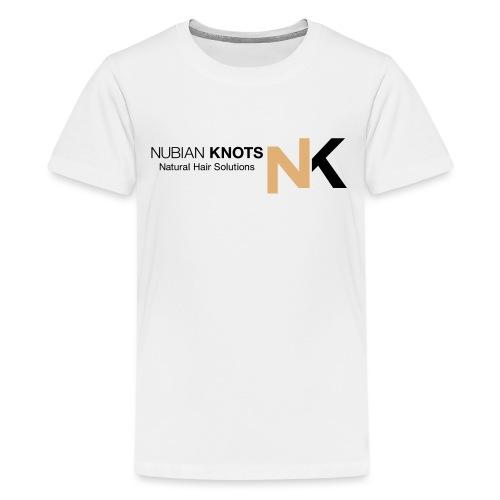 Nubian Knots - Kids' Premium T-Shirt