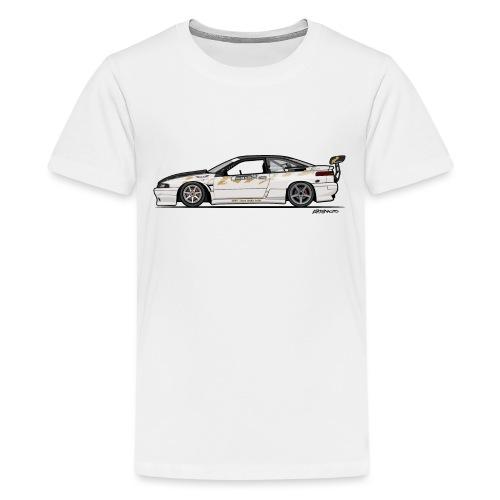 Subaru SVX Van Den Elzen Drift Car - Kids' Premium T-Shirt