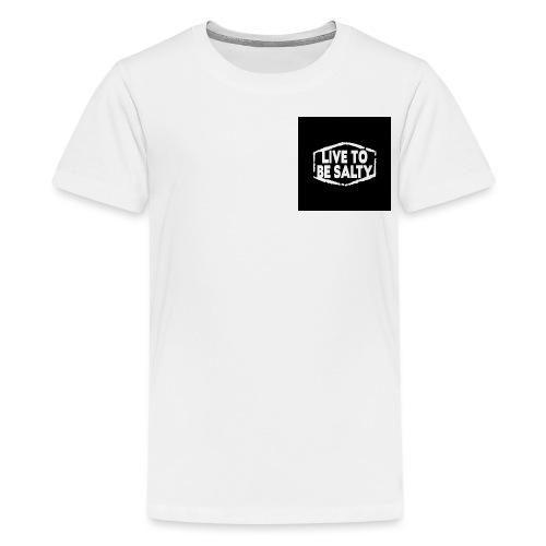 Luve to be salty merch - Kids' Premium T-Shirt