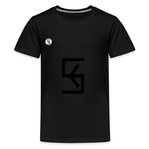 Soft Kore Logo Black - Kids' Premium T-Shirt