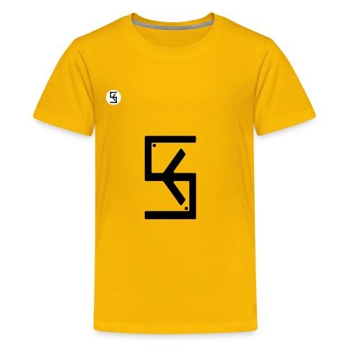 Soft Kore Logo Black - Kids' Premium T-Shirt